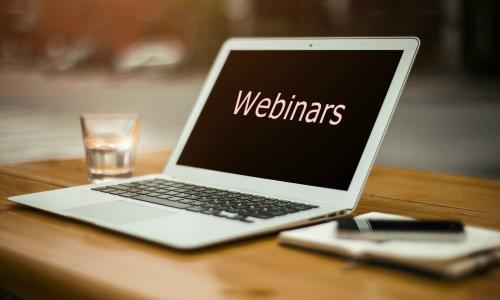 Webinars Featured Image