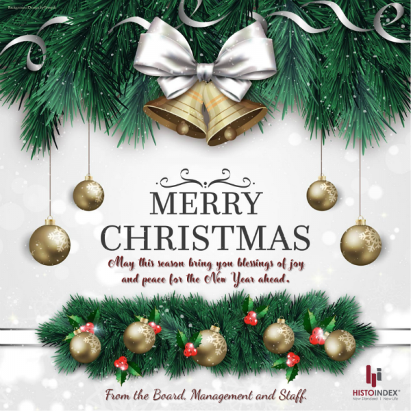 Histoindex Pte Ltd Histoindex Wishes You A Merry Christmas And A